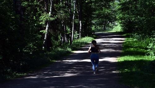 Löpning/Promenad